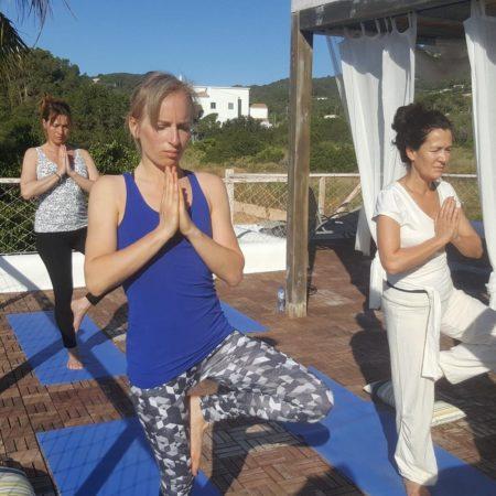 Ochtend yoga Ibiza