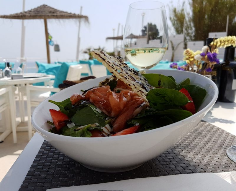 Eten op Ibiza