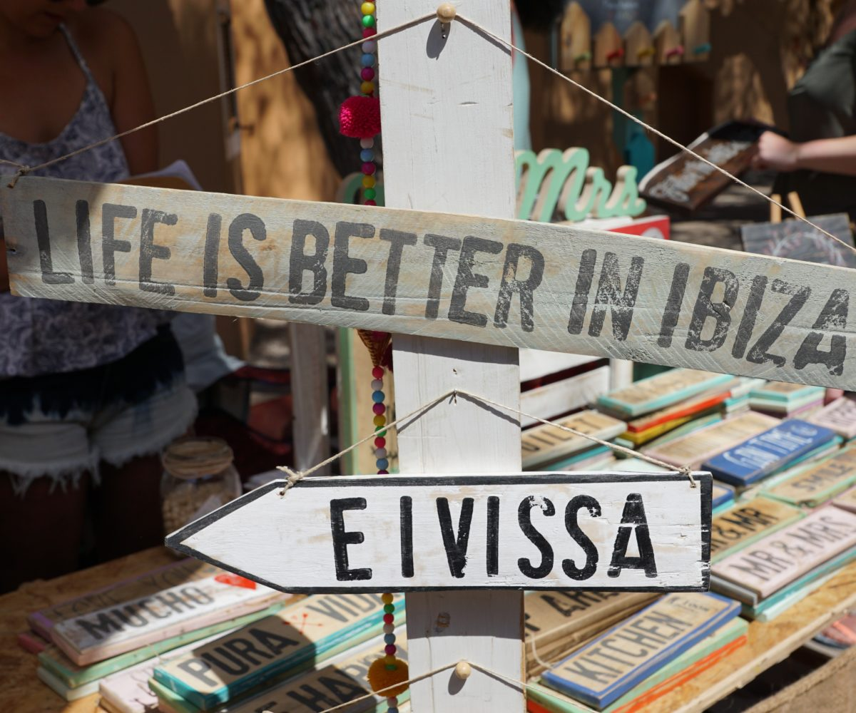 Life is better in Ibiza
